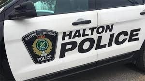 Halton Regional Police Car Picture